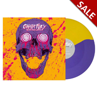 charm the fury the the sick dumb & happy (yellow/lilac vinyl)