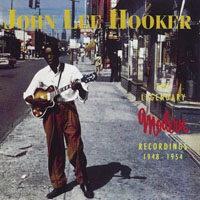The Legendary John Lee Hooker