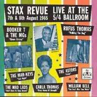 VARIOUS ARTISTS - Stax Revue Live At The 5/4 Bal
