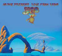 YES - In The Present - Live From Lyon (2cd+dvd)