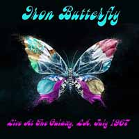 IRON BUTTERFLY - Live At The Galaxy La July 1967