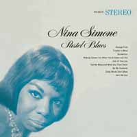 NINA SIMONE - Pastel Blues Record