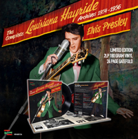 ELVIS PRESLEY - The Complete Louisiana Hayride Archives 1954 – 1956 (2lp + 24 Page Gatefold)