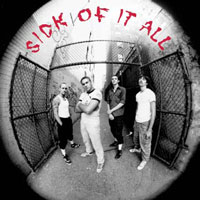 SICK OF IT ALL - Sick Of It All CD