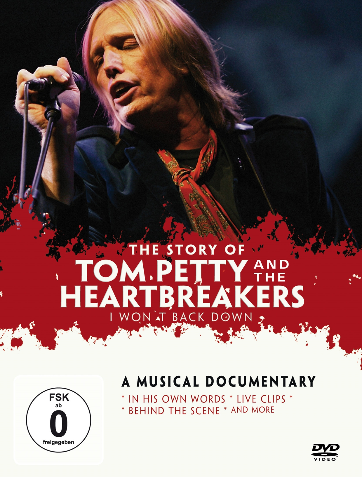 New - Tom Petty & The Heartbreakers: I Wont Back Down DVD