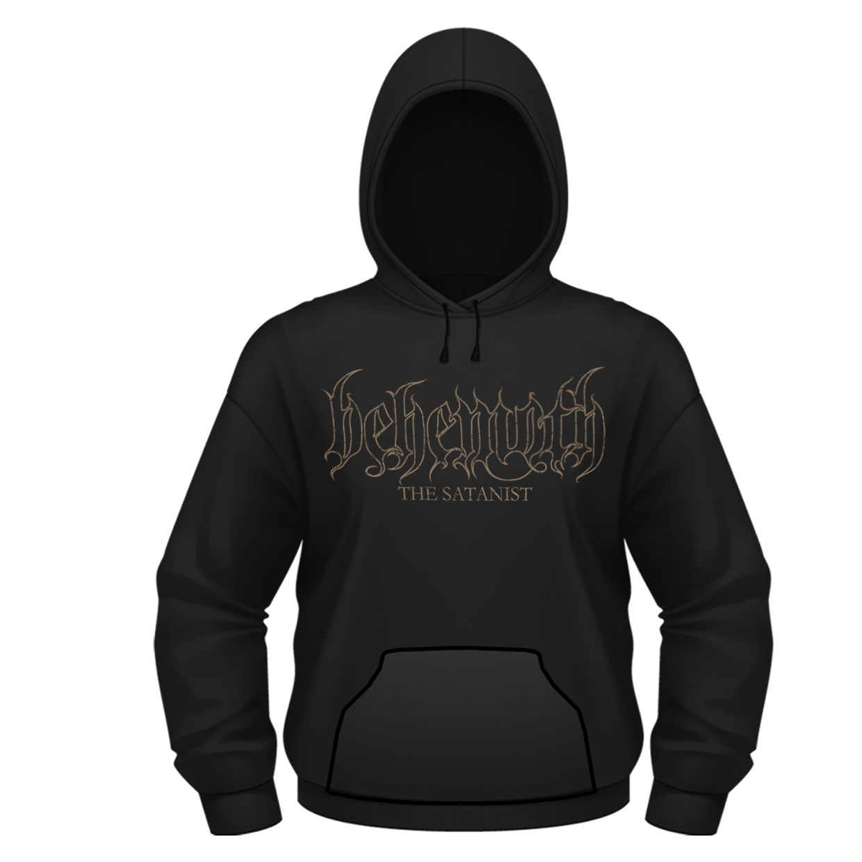 b8b47a84b Behemoth - The Satanist NEW Hooded Sweatshirt