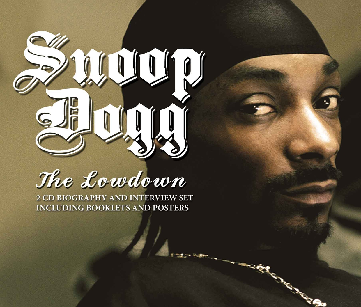 Snoop Dogg The Lowdown Compact Disc Double